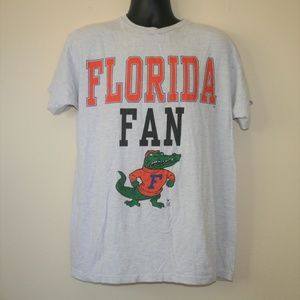 Vintage Ebert Florida Gators Fan T-Shirt Size XL